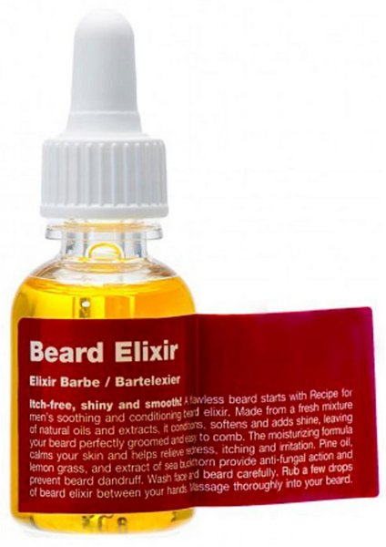 Recipe for Men Pre-Shave Oil 25ml