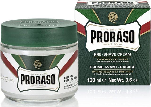 Proraso Pre-Shave Cream Eucalyptus & Menthol
