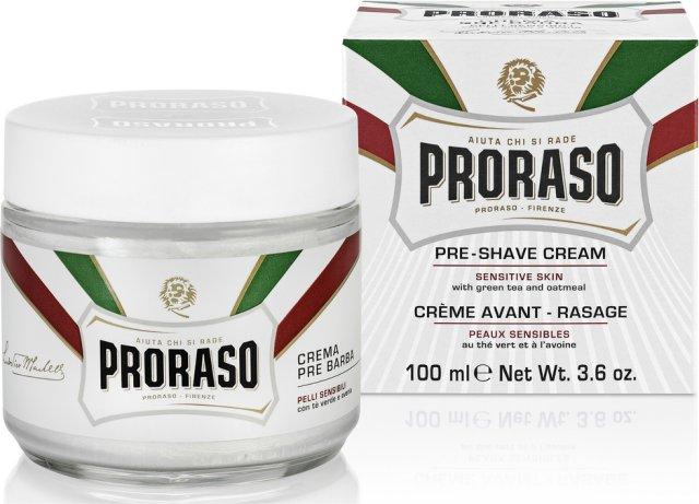 Proraso Pre-Shave Cream Sensitive
