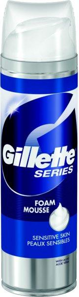 Gillette Sensitive Foam 250ml
