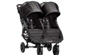 Test: Baby Jogger City Mini GT Dobbel inkludert 2xBag