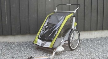 Test: Thule Chariot Cougar 2