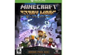 Test: Minecraft: Story Mode