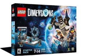 Test: LEGO Dimensions
