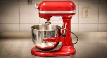 Test: KitchenAid Artisan Kjøkkenmaskin 6,9 L