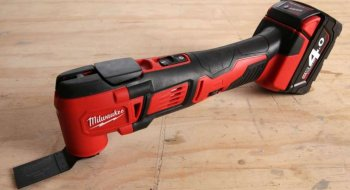 Test: Milwaukee M18 BMT-0