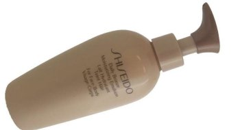 Test: Shiseido Daily Bronze Moisturizing Emulsion