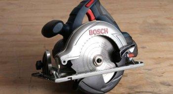Test: Bosch GKS 18 V-LI (Uten batteri)