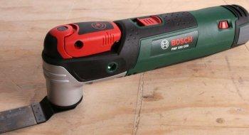 Test: Bosch PMF 250