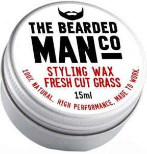 The Bearded Man Company Moustache Wax Lavender