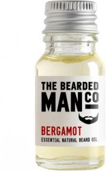 The Bearded Man Company Beard Oil Tobacco