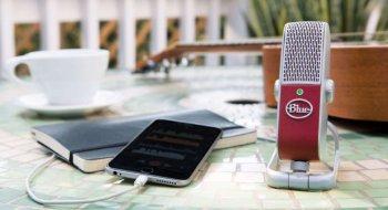 Best pris på Blue Microphones Raspberry Se priser før kjøp