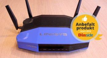 Test: Linksys WRT1900ACS Ultra