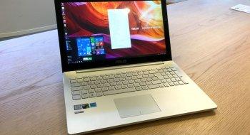 Test: Asus ZenBook Pro UX501VW-FY104T