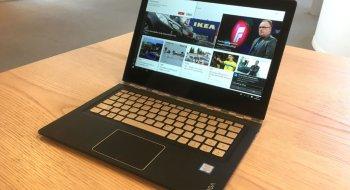 Test: Lenovo Yoga 900S (80ML000RMX)