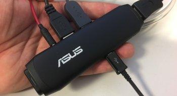 Test: Asus VivoStick (TS10-B004D)