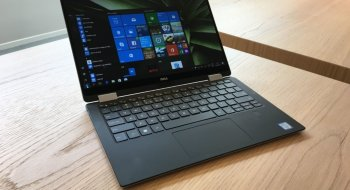 Test: Dell XPS 13 Infinity 9365