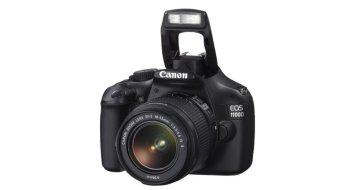 Test: Canon EOS 1100D