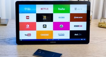 Test: Samsung Galaxy View WiFi