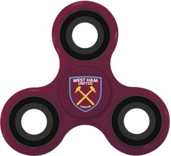 Diztracto Fidget Spinner (West Ham United)