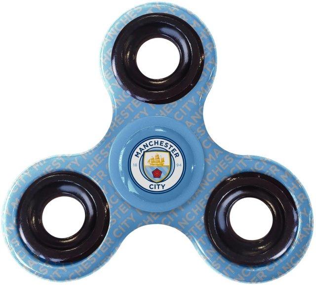Diztracto Fidget Spinner (Manchester City)