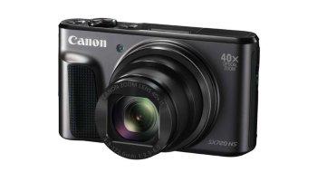 Test: Canon PowerShot SX720 HS