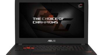 Test: Asus ROG GL502VT-FY017T