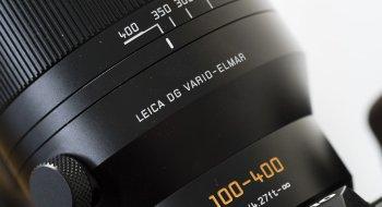 Test: Panasonic Leica DG Vario Elmar 100-400mm f/4.0-6.3 ASPH Power O.I.S