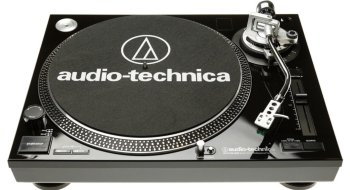 Test: Audio Technica AT-LP120USB