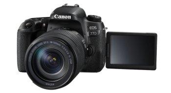 Test: Canon EOS 77D