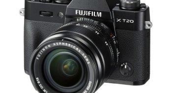 Test: Fujifilm X-T20