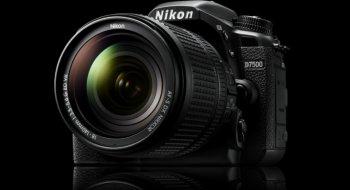Test: Nikon D7500