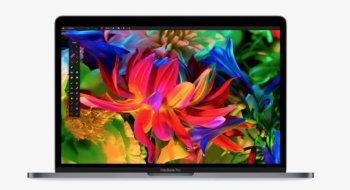 Test: Apple MacBook Pro 13 i5 3.1GHz 8GB 512GB m/Touch Bar (Mid 2017)