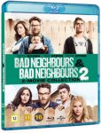 Bad Neighbours 1+2
