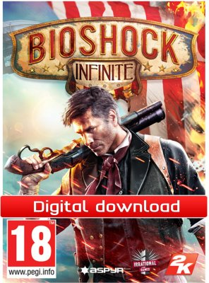 BioShock Infinite Season Pass til PC