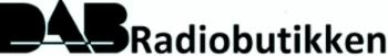 DABradiobutikken logo