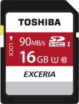 Toshiba Exceria N302 SDHC 16GB