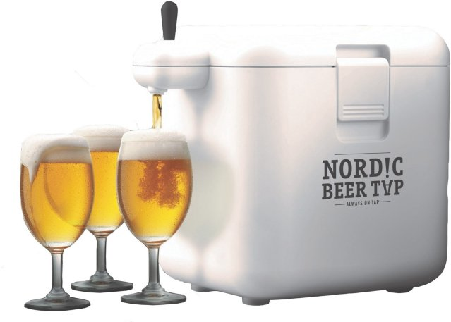 NordicBeer Party øldispenser