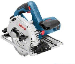 Bosch GKS 55+ G med Styreskinne FSN 1600
