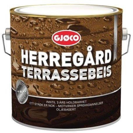 Gjøco Herregård Terrassebeis Olje (2,7 liter)
