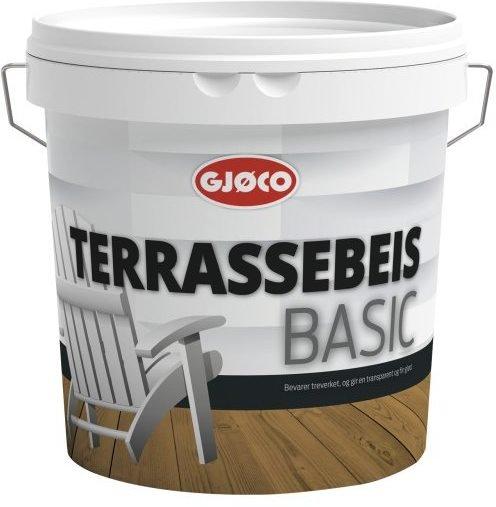 Gjøco Herregård Terrassebeis (2,7 liter)