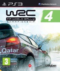 WRC FIA World Rally Championship 4 til PlayStation 3