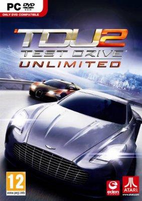 Test Drive Unlimited 2 til PC