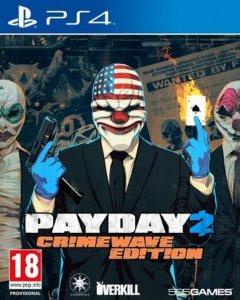 PayDay 2: Crimewave Edition til Playstation 4