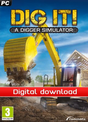 DIG IT!: A Digger Simulator til PC