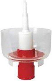 Flaskevasker for ølbrygging med pumpe