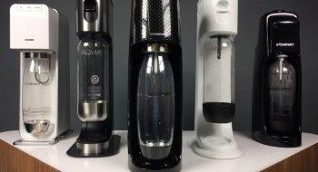 Test: Sodastream Spirit Svart
