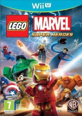 LEGO Marvel Super Heroes til Wii U