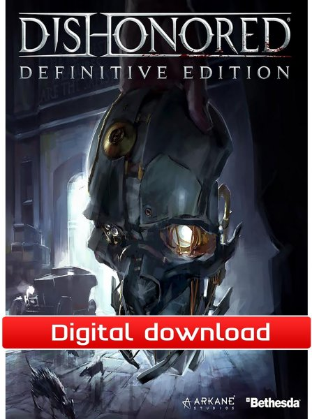 Dishonored Definitive Edition til PC