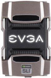 EVGA Pro SLI-bro (4-slot gap)